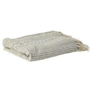 151070 plaid grå i bomuld