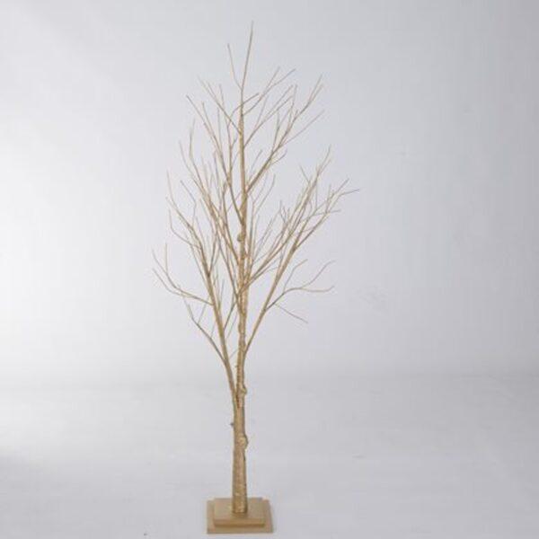 Træ i guld