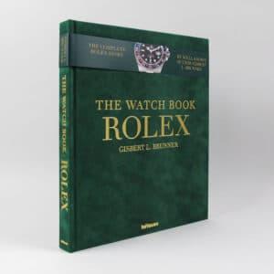 Bog Rolex med guldskrift