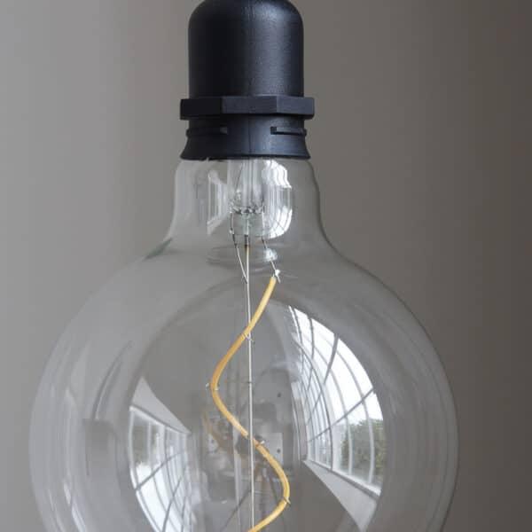 Close up af coso lampe