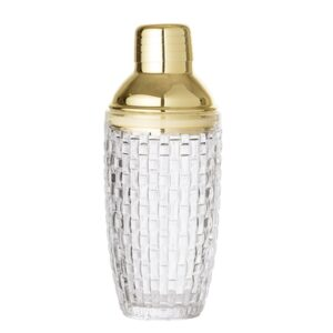 Cocktail shaker klar glas
