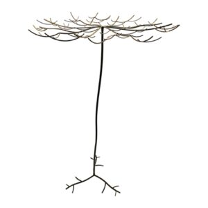 Træ i metal