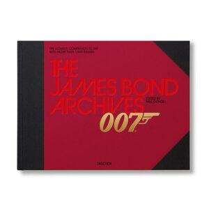 James Bond bog