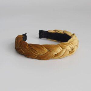 Jenny hårbøjle Golden
