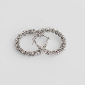 Kimmie øreringe sølv
