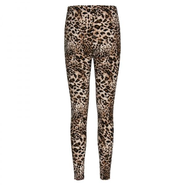 Leopard leggings vol 1 bagpå