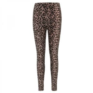 Leopard leggings vol 2 foran shopbillede