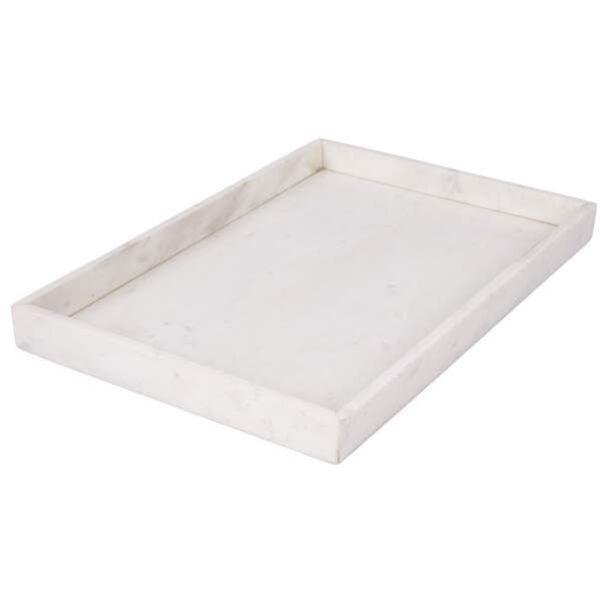 Marmor bakke 40x22 cm.