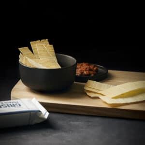 Miljøbillede af chrispy snack