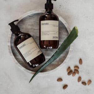 Miljøbillede shampoo og balsam Northern dawn