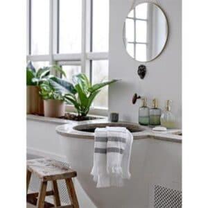 Miljøbillede spejl Ø 38 cm.