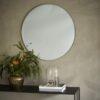 Miljøbillede af spejl D 80 cm.