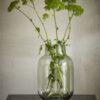Miljøbillede stor grå vase