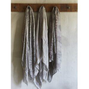 Tørklæde 100x180 cm.