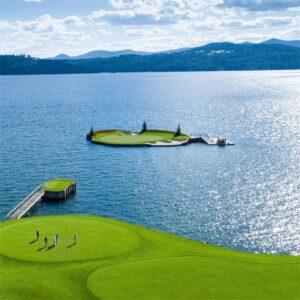 Miljøbillede Golf 1