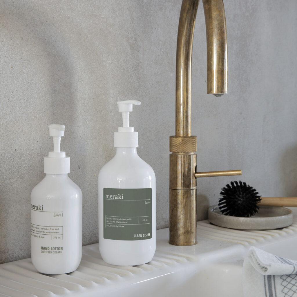 Miljøbillede af opvaskemiddel pure 2