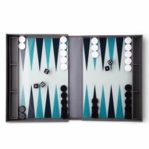 Miljøbillede backgammon brætspil