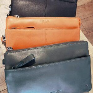 Miljøbillede clutch:taske