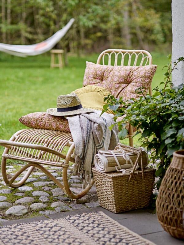 Miljøbillede hat i søgræs 2 close up