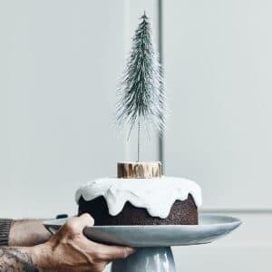 Miljøbillede juletræ