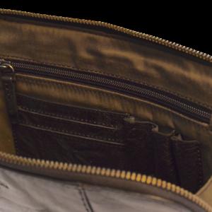 Miljøbillede kabel taske i sort Corium