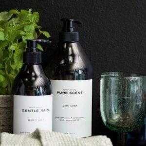 Miljøbillede opvaskemiddel Nobel scent