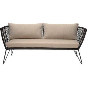 Mundo sofa i sort shopbillede
