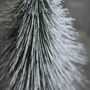 Nærbillede juletræ 30 cm.
