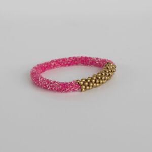 Nepal perle armbånd-BD072