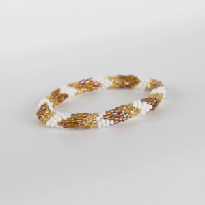 Nepal perle armbånd- BD326