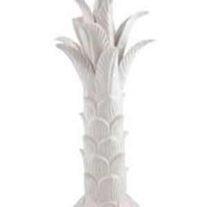 Palme lysestage/skulptur