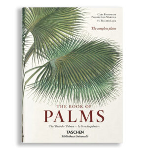 coffee table book Palms,small