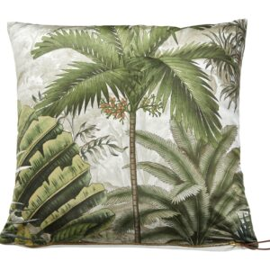 Pude med palmetræ