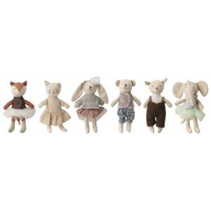 Sæt med bamser shopbillede