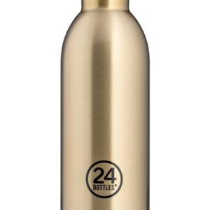 Shopbillede Clima24Bottles termoflaske Prosecco guld 500 ml.