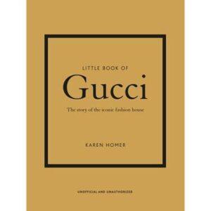 Shopbillede Gucci little book of gucci bog