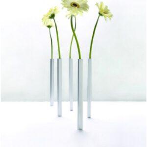 Shopbillede af magnetiske vaser i sølv