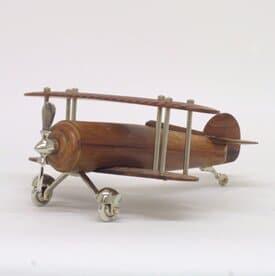 Shopbillede flyvemaskine