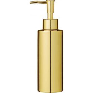 Shopbillede sæbepumpe guld