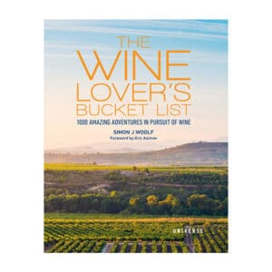 Shopbillede the bucket list Wine bog