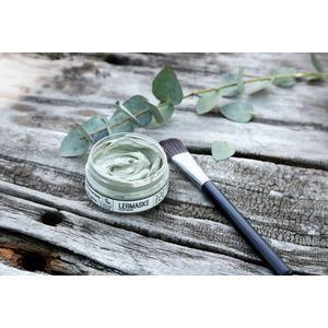 miljøbillede af lermasken fra ECOOKING