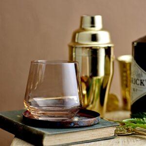 miljøbillede cocktail shaker i guld 1