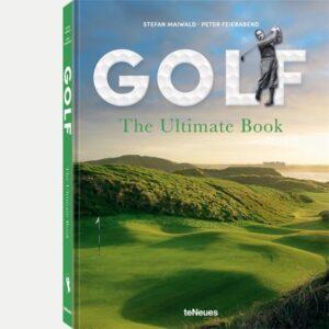 shopbillede Golf the Ultimate book