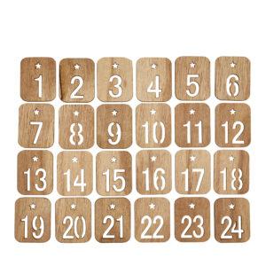shopbillede af talskilte 1-24