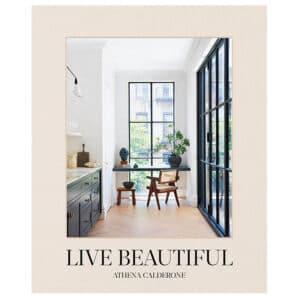 shopbillede live beautiful book